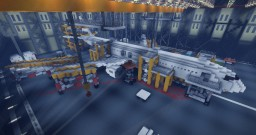 Maintence Hangar + DOWNLOAD!!! Minecraft Map & Project
