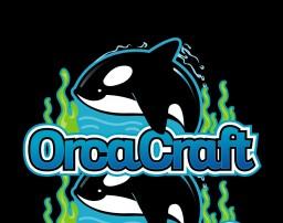 OrcaCraft Network [Skyblock (With Printer Mode!] [1.8 - 1.13] Minecraft Server