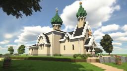 Orthodox Church Minecraft Map & Project