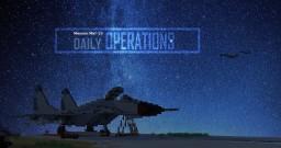 Микоян МиГ-29 Daily Operations Minecraft Map & Project