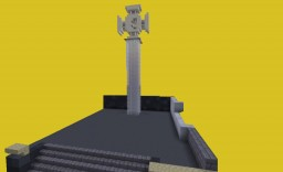 The Statue Of Freedom from Tallinn, Estonia. Requested by StenT Minecraft Map & Project