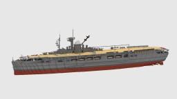 German Aircraft Carrier - Graf Zeppelin Minecraft Map & Project