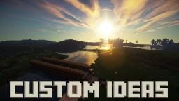 Custom Ideas Minecraft Mod