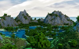 Paradise Haven Minecraft Map & Project