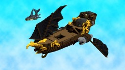The Brazen Doom Minecraft Map & Project