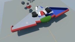 Space Cruiser Reliant Minecraft Map & Project