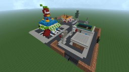 fortnite tomato town in minecraft Minecraft Map & Project