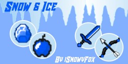 Snow & Ice By iSnowyFox -1.8.9- [100 Subscribers Special pack] Minecraft Texture Pack