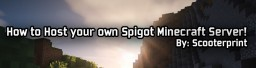 How to setup a Spigot Minecraft Server! Minecraft Blog