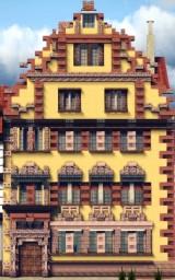Gasthaus zur Pinne, Kassel, Germany Minecraft Map & Project