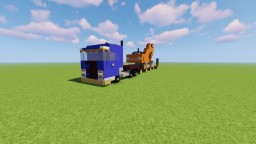 Scania truck Minecraft Map & Project