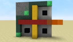 Man holding a lemon basket - Allegorical art Minecraft Map & Project