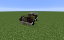 Willy Jeep Minecraft Map & Project