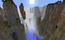 Mountain Madness Minecraft Map & Project