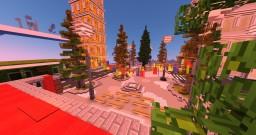 CB TEAMS   SERVER HUB/LOBBY/MAPS/SPAWN Minecraft Map & Project