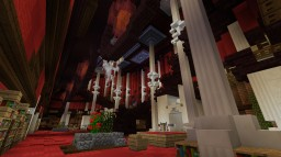 The personification of the Scarlet Devil Minecraft Map & Project