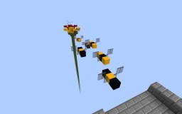 Spring Themed Parkour Minecraft Map & Project