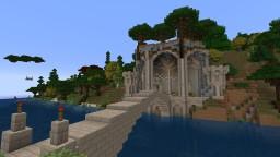 Thranduil's Halls (Survival server build) Minecraft Map & Project