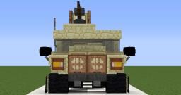 HMMWV | Humvee Minecraft Map & Project