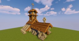 The 'Grand' Townchurch Minecraft Map & Project
