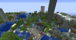 MCMP Spawn Location April 2019 Minecraft Map & Project