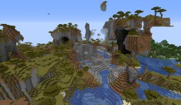 Cool world gen (with seed) 1.13.2 Minecraft Blog