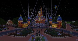 Happily Ever After! - Minecraft Firework & Projection Show Minecraft Map & Project