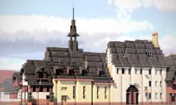 Heilig Geist Hospital, Neustadt, Hanau, Hesse, Germany Minecraft Map & Project