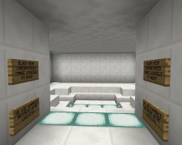 Black Mesa Research Laboratories (not HL2 related) Minecraft Map & Project