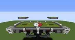 Pokemon Stadium   Super Smash Bros Ultimate stage Minecraft Map & Project