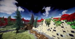 SPAWN FACTION + WARZONE (Medieval Style) Minecraft Map & Project