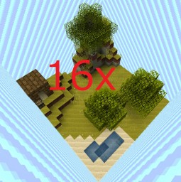 1.13 Chunk Survival Minecraft Map & Project