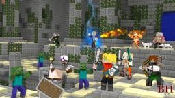 Dungeon Heroes (Minecraft Marketplace) Skin Pack Minecraft Blog