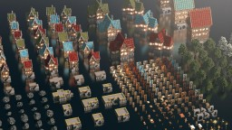 Medieval Build Bundle Minecraft Map & Project