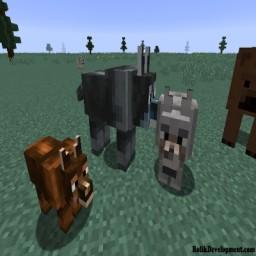 Extended WildLife Mod Minecraft Mod
