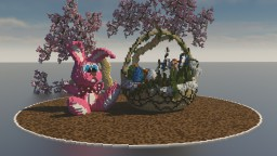 Spring | Happy Easter Minecraft Map & Project