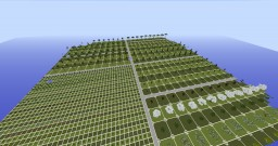 Assets with 1k trees and 3k bushes Minecraft Map & Project