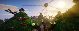 Nature Smiles Minecraft Map & Project