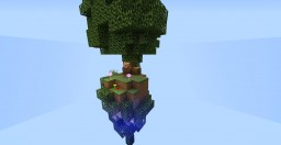 SkyBlock Island II - Schematic Minecraft Map & Project