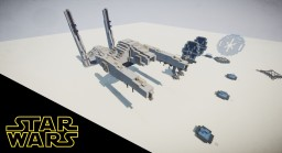 Star Wars Solo Collection Minecraft Map & Project