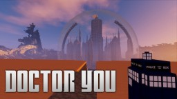 Doctor Who TARDIS (and More Than a Dozen Locations) Map - Doctor You Version 1.2 Minecraft Map & Project