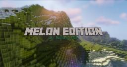 Minecraft: Melon Edition [16x16] [1.13] Minecraft Texture Pack