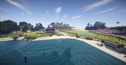 Spring House Minecraft Map & Project