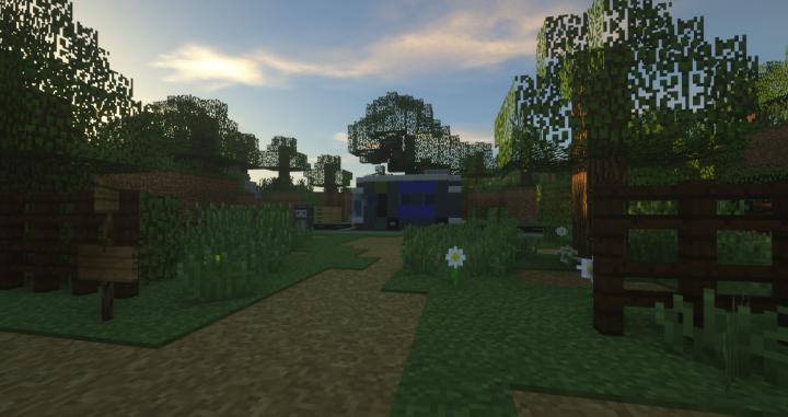 Stardew Valley's Pelican Town (1.14.4) Minecraft Map