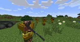 U.K Royal force armourersWorkshop Minecraft Mod
