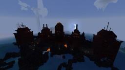 Island Prison/Insane Asylum Minecraft Map & Project