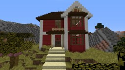 Halliwell Manor / Charmed House Minecraft Map & Project