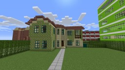 Modern Family - House Minecraft Map & Project