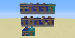 Doctor Who - The TARDISes 1963-present V3 Minecraft Map & Project