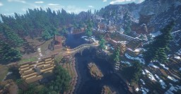 Morthal, full interior (Skyrim TES) Minecraft Map & Project
